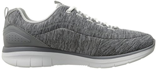 White 2 Headliner Allenatori 0 Synergy Donna Skechers Grey wBq6H0W