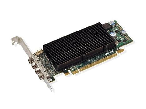 Matrox M9148 LP - Tarjeta de gráficos (PCI-e, Memoria DDR2 ...