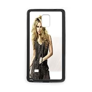 Samsung Galaxy Note 4 Cell Phone Case Black Shakira 3 IJ3215369