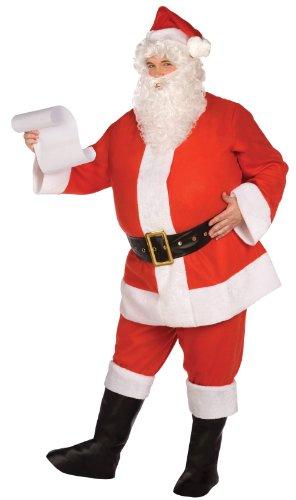 Buy Seasons - Budget Complete Santa Suit Adult Costume - (Girls In Santa Suits)