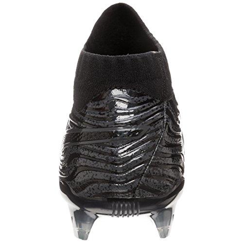 Puma Mens One 18.1 Fg Crampons De Soccer Noir - Noir - Asphalte