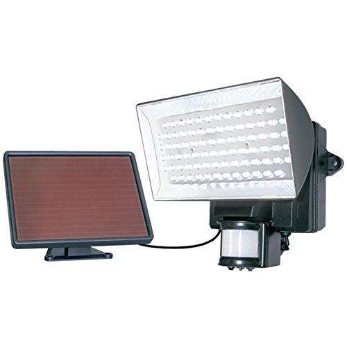 Maxsa 40226 Solar Powered Led Flood Light