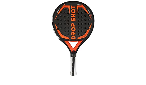Amazon.com : Drop Shot Vanguard Padel Tennis Racquet, Unisex ...
