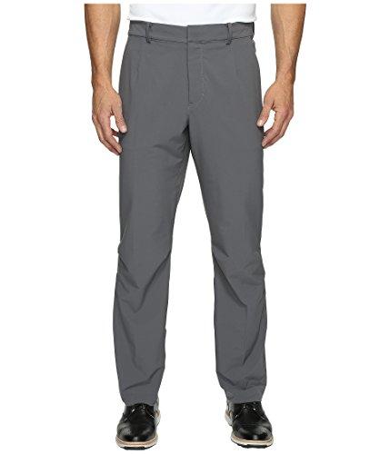 Nike Men's 2017 Tiger Woods TW Adaptive Fit Woven Pants, Dark Grey/Black, 32W x ()