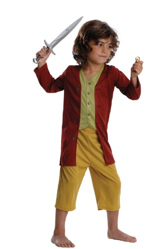 Bilbo Baggins Costumes (The Hobbit Bilbo Baggins Costume Accessory Set)