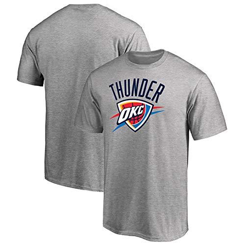 T-SHIRT Camiseta NBA Oklahoma City Thunder Gym Vest Deportes De ...