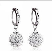 Shambhala is full diamond stud earrings earrings