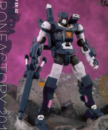Transformers IronFactory IF EX-32//33 Spirits of The D.E.C Phecda//Mizar New