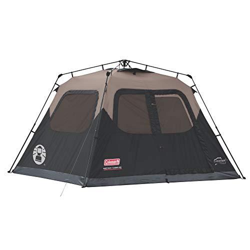 (Coleman New Outdoor Camping Waterproof 6 Person Instant Tent - 10'x9' Foootprint)