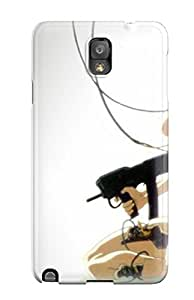 Audrill Design High Quality Ghost In The Shell Cover Case With Excellent Style For Galaxy Note 3