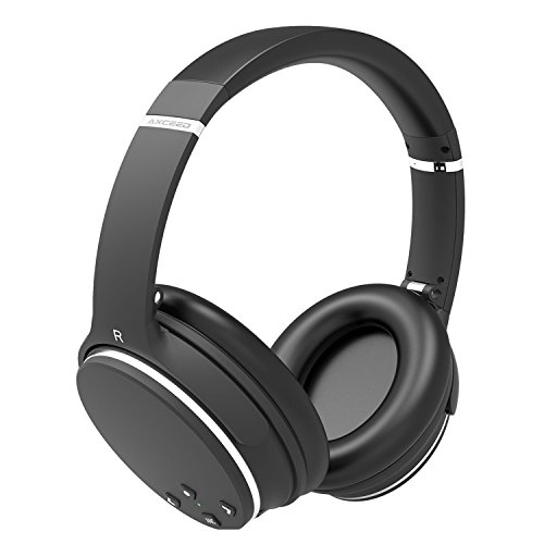 Axceed Active Noise Cancelling Bluetooth Headphones