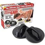 Push up pro, l'appareil pour faire des pompes et muscler votre corps