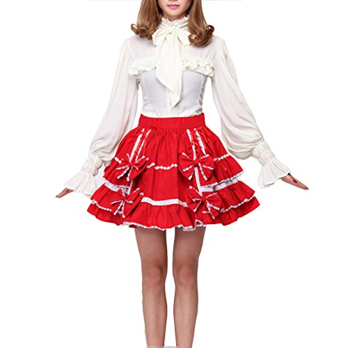 Cuterole-Womens-Sexy-Japan-Cosplay-Lolita-Maid-Halloween-Fancy-Dress