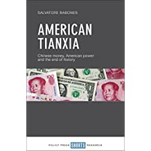 American Tianxia: Chinese money, American power and the end of history