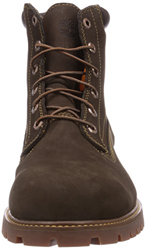 5aab330c Timberland Men's 6 in Basic Alburn Waterproof Boot: Amazon.co.uk: Shoes &  Bags