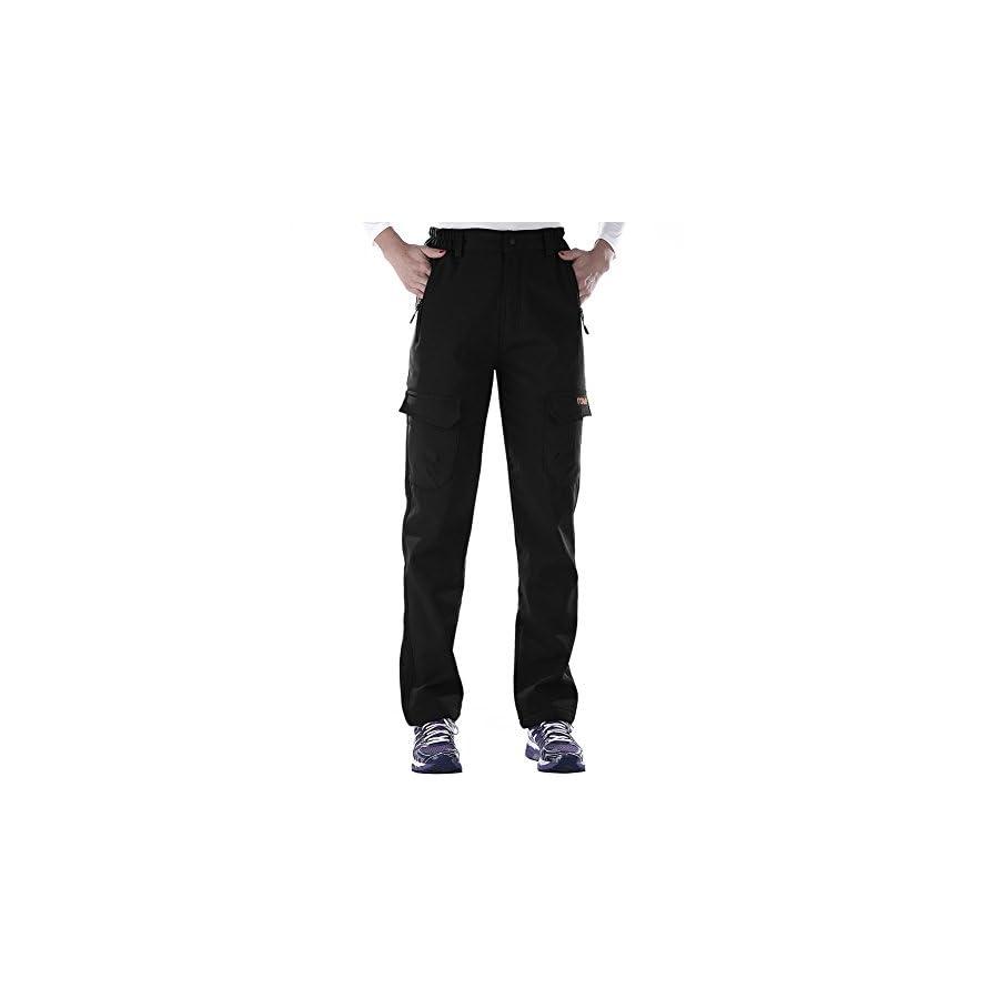 Nonwe Women's Warmth Water Resistant Snow Ski Pants