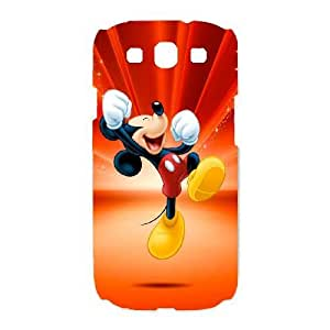 Minnie Mouse For Samsung Galaxy S3 I9300 Case Cell phone Case Zpvh Plastic Durable Cover