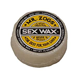 Mr. Zogs Sex Wax Hockey Wax