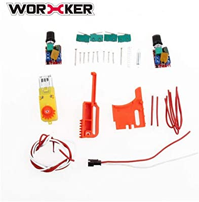 Amazon com : WORKER Dominator Fully Automatic Kit Injection