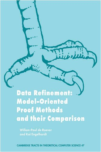 Data Refinement: Model-Oriented Proof Methods and their Comparison (Cambridge Tracts in Theoretical Computer Science) by Brand: Cambridge University Press