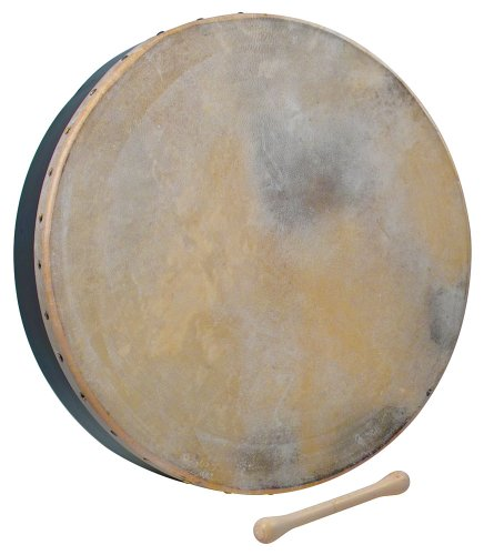Trinity College TB-3 Irish Bodhran - Dark Brown Rim