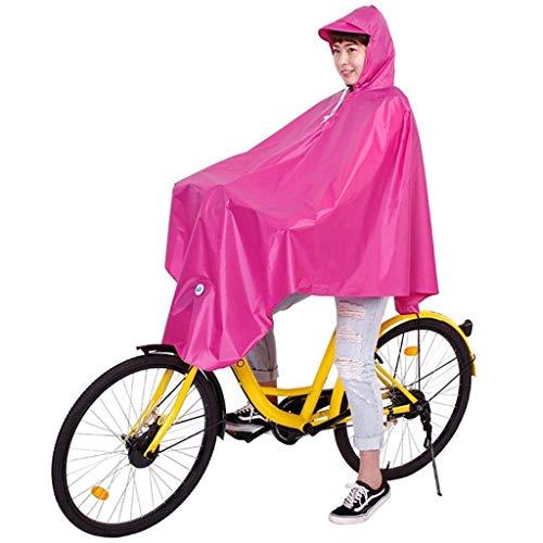 Adulto Esterna Poncho E Moto Saoye Impermeabile Giovane 6 Fashion Raincoat Femmina UwRq0t7Otg