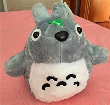 20cm Kawaii Kids Stuffed Animal Doll Peluches Big Anime Totoro Plush Toys Cat Pillow For Girl