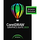 CorelDRAW Graphics Suite 2019 with ParticleShop Brush Pack for Windows - Amazon Exclusive - Upgrade [PC Download]