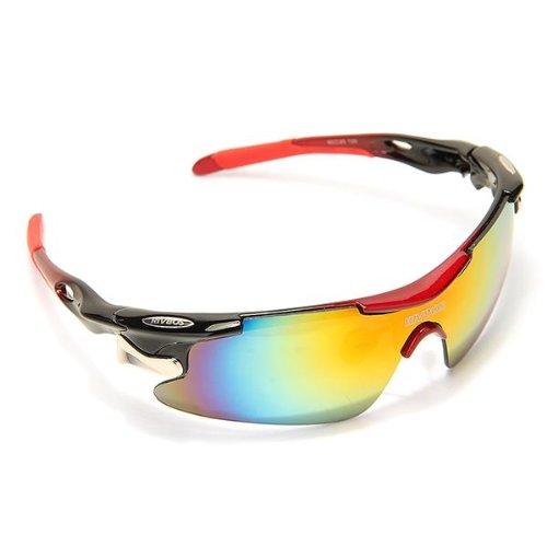 47 opinioni per TOMOUNT Sport Outdoor Occhiali Polarizzati da Sole per Ciclismo, Sunglasses