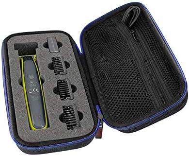 Funda para Philips OneBlade QP2530/30 QP2520/30 Recortador perfila ...