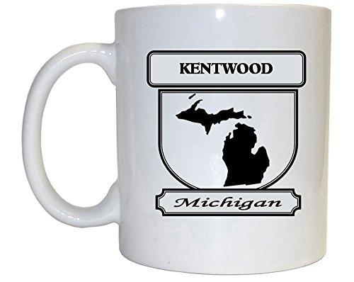 Kentwood, Michigan (MI) City Mug (black) (City Of Kentwood Michigan)