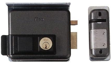 Cerradura Eléctrica de Aplicar Iseo Art. 5250,10 Dx 70 mm
