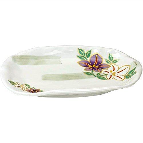 CtoC JAPAN Arita yaki Plate Porcelain Size(cm) 13.5x21.5x3 ca046037 (Plates China Japan Porcelain)