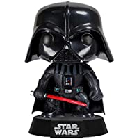 POP: Star Wars Darth Vader Bobble Head Vinyl Figure