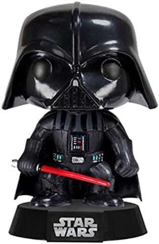 POP: Star Wars Darth Vader Bobble Head Vinyl Figure