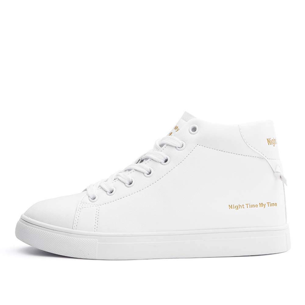 Badeset High to Help weiß Schuhe Damen Wild Wild Wild Spring Damen Schuhe Flach Casual Studenten Schuhe Kurze Stiefel Weiß Schuhe f1fb78
