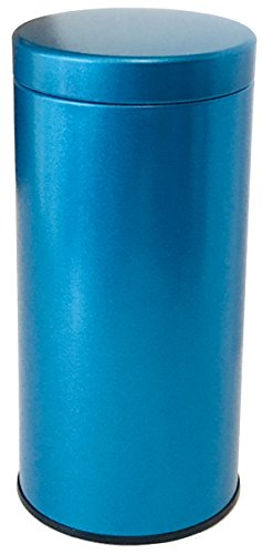 Cannister Airtight Smell Proof Herb Container - Beautiful Diversion For Private Storage Large (Blue Cheese)