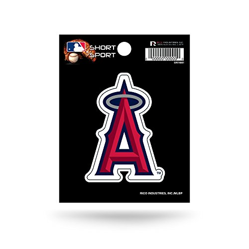MLB Los Angeles Angels Short Sport (Mlb Team Decal)