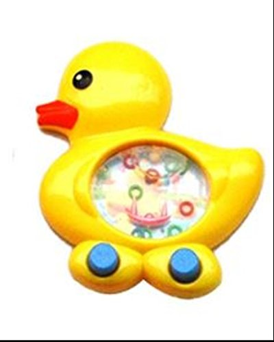 Applause Toy Store - King's Store Yellow duck applause water games, free 4 PCS of dinosaurs