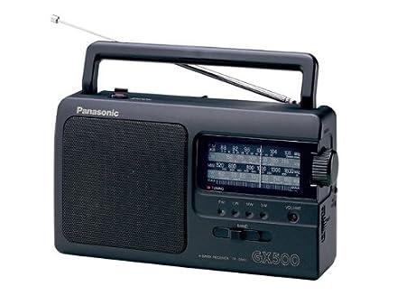 Radio FM PANASONIC RF3500 NOIR