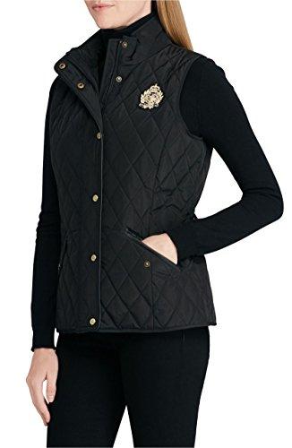 そんなに似ている自己[ラルフローレン] レディース ジャケット?ブルゾン Lauren Ralph Lauren Quilted Vest (Regula [並行輸入品]