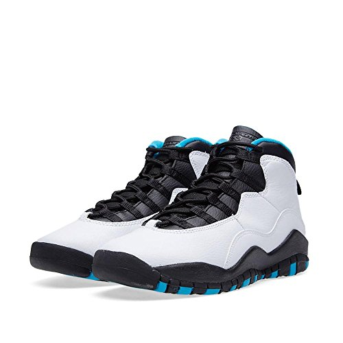 Powder Blue Kids Shoes (Air Jordan 10 Retro