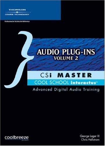 Audio Plug-Ins CSi Master, Volume 2 - Csi Master Rom Cd