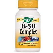 Nature's Way B-50 Complex 100 caps