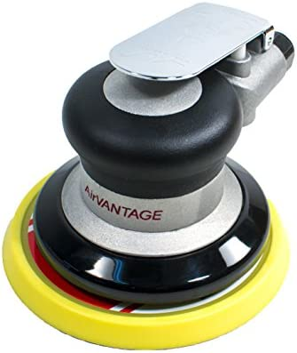 AirVANTAGE 5 Random Orbital Palm Sander with Pad 3 16 Orbit with Hook and Loop Pad