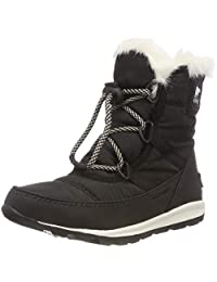 Sorel Girls' Youth Whitney Short Lace Snow Boot