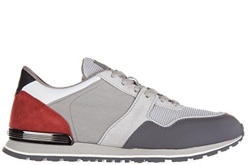 Tod's zapatos zapatillas de deporte hombres nuevo gris