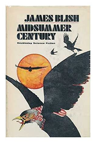 book cover of Midsummer Century