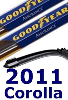 product image for 2011 Toyota Corolla Replacement Windshield Wiper (2 Blades)