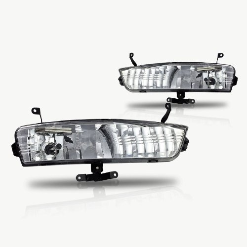 07-11 Hyundai Accent Fog Lights - Clear